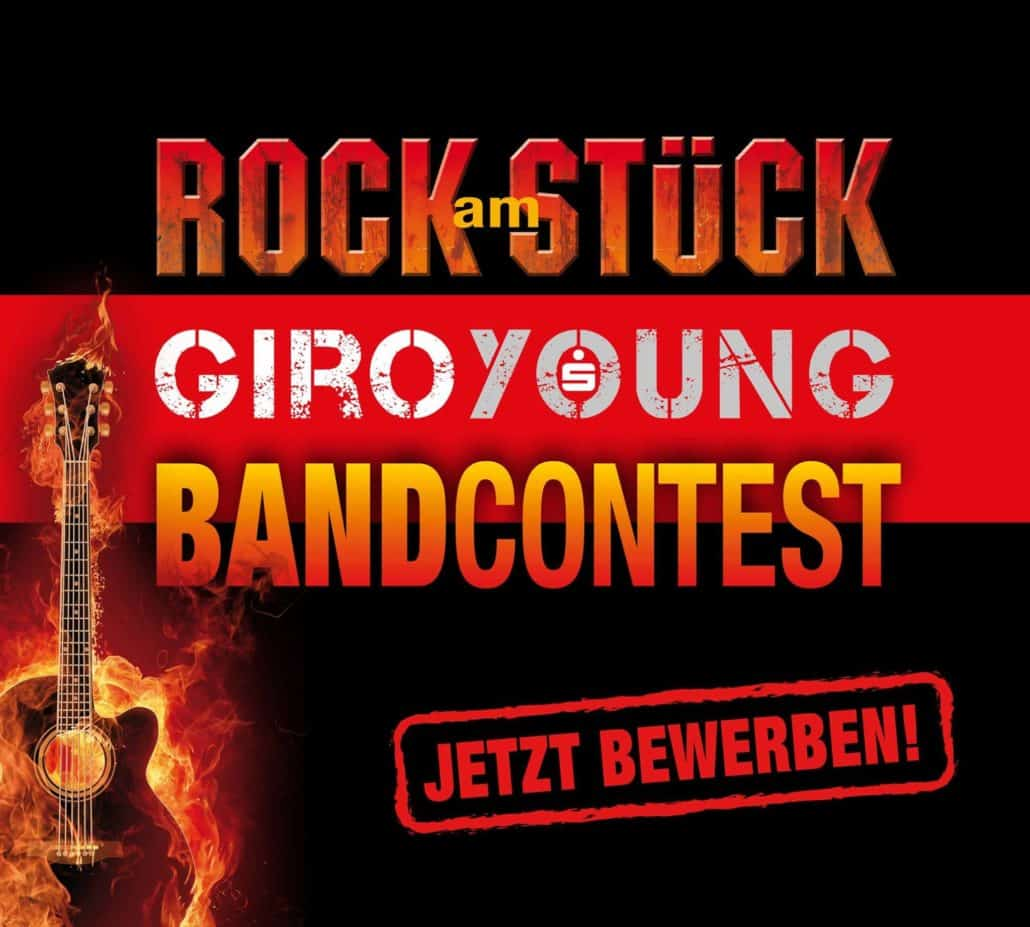 Rock am Stück 2017 - Giro Young Bandcontest